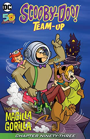 Scooby-Doo Team-Up (2013-) #93