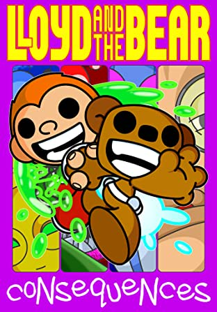 Lloyd and the Bear Vol. 3: Consequences