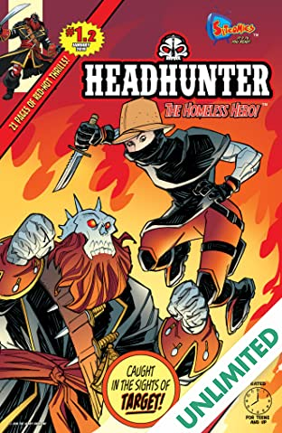 Headhunter #1.2