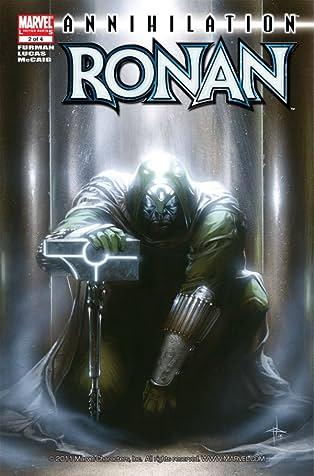 Annihilation: Ronan #2