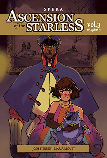 Spera: Ascension of the Starless Tome 3 No.3