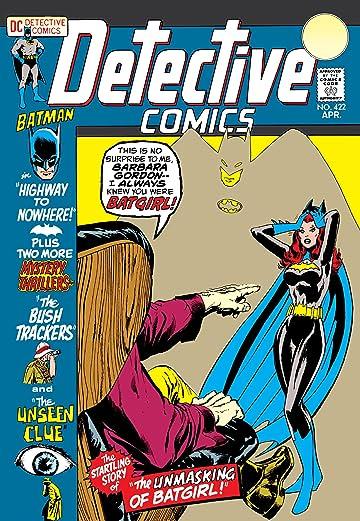 Detective Comics (1937-2011) #422