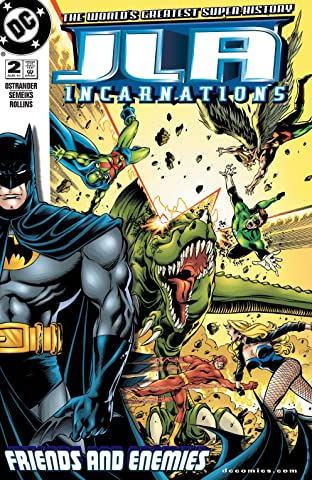 JLA: Incarnations (2001-2002) No.2