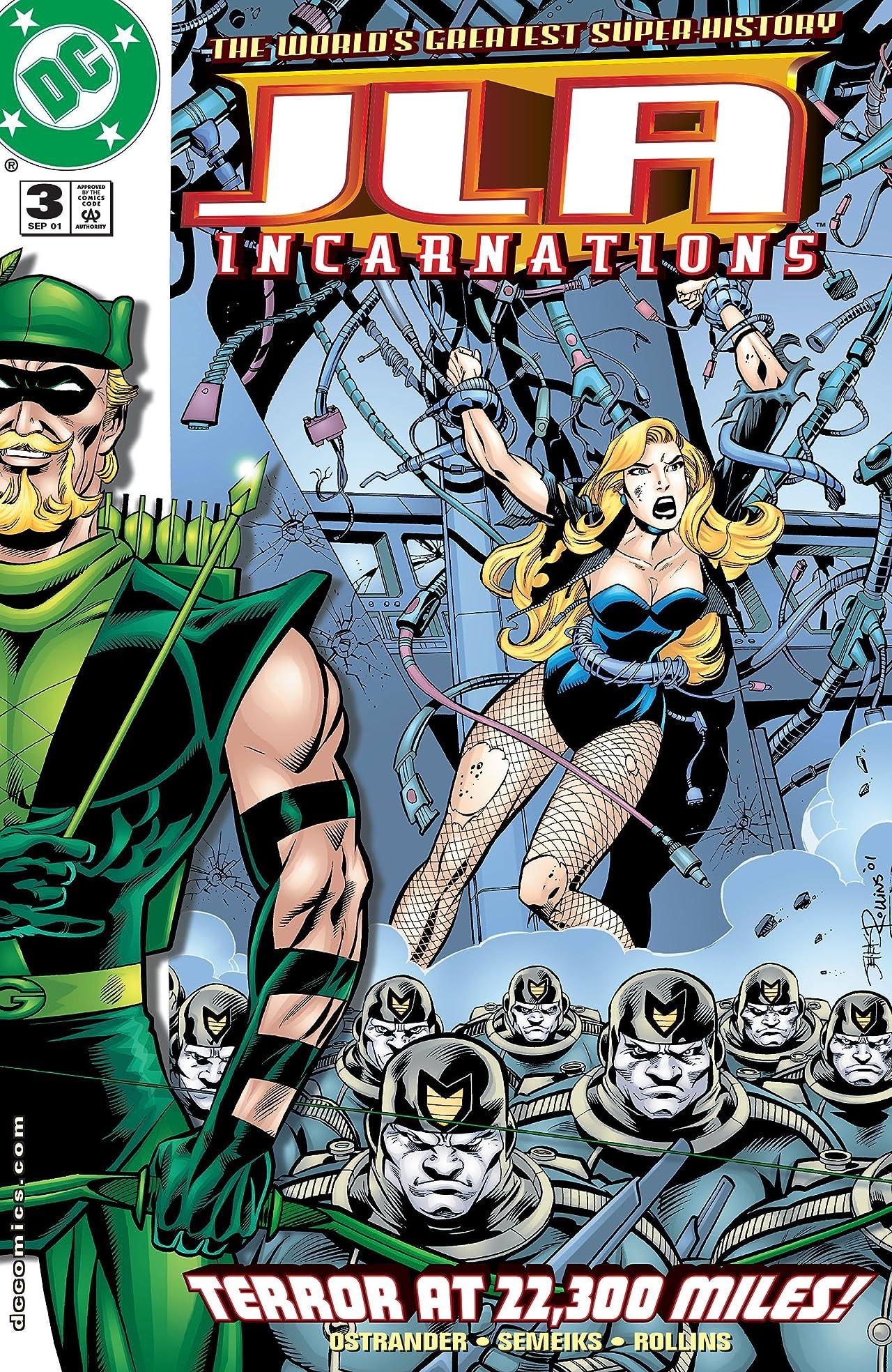 JLA: Incarnations (2001-2002) #3