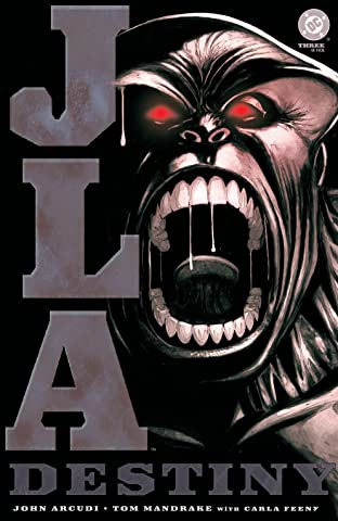 JLA: Destiny (2002) #3