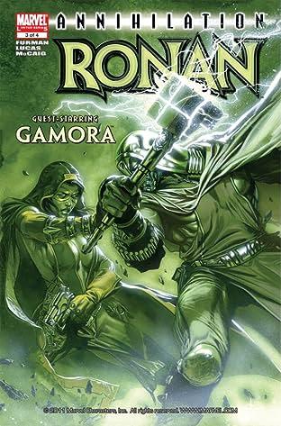 Annihilation: Ronan #3