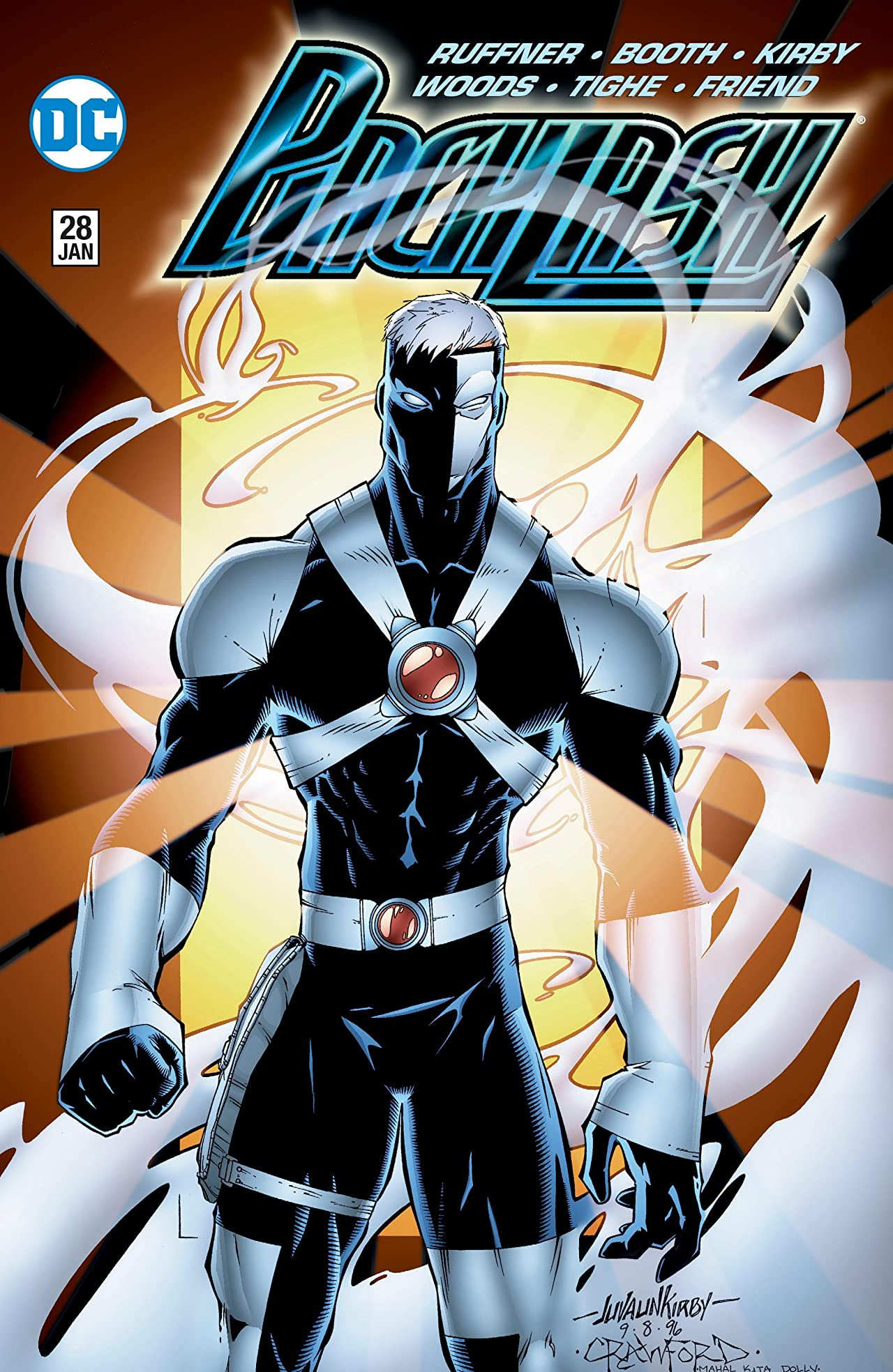 Backlash (1994-1997) #28