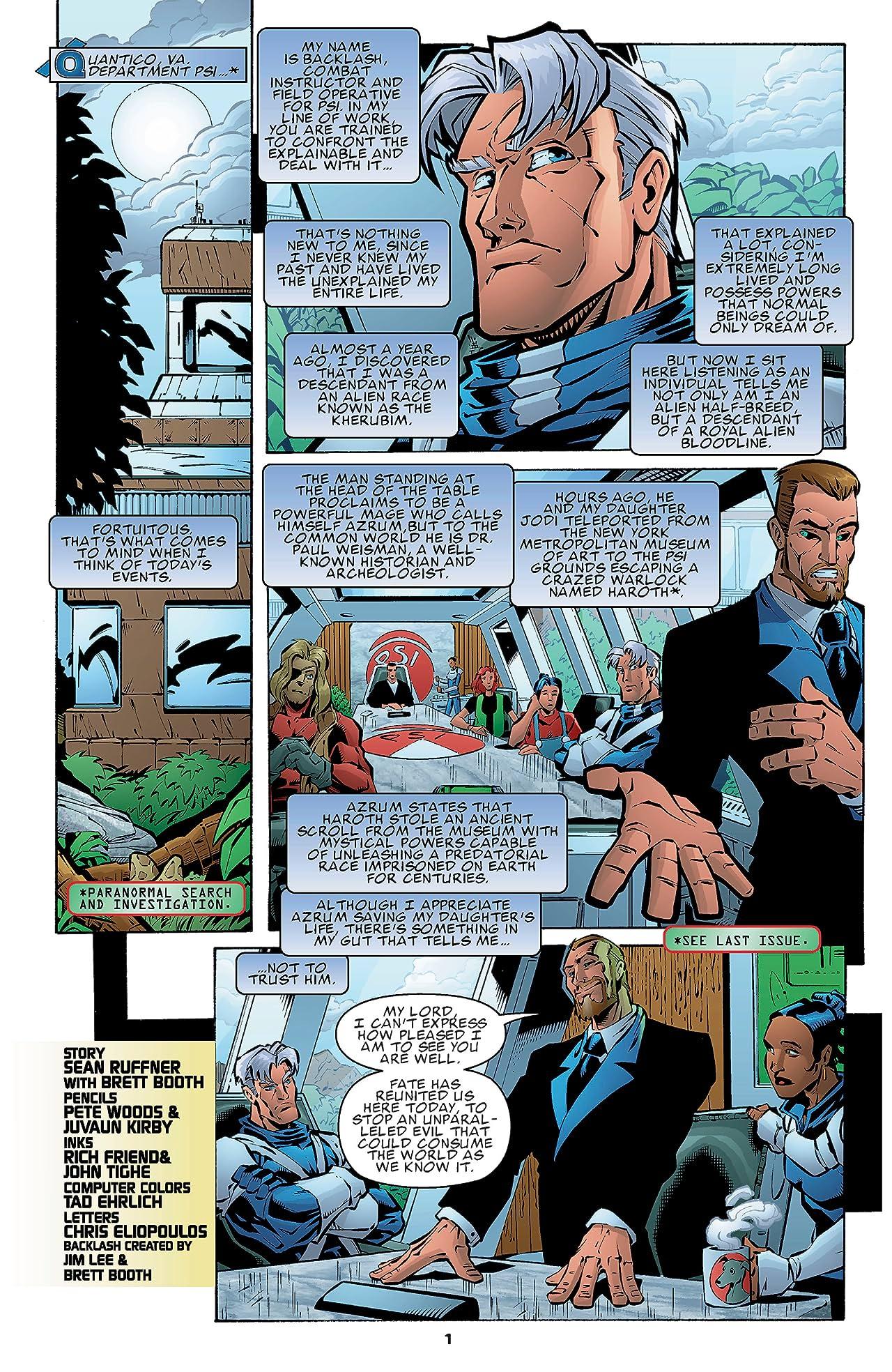 Backlash (1994-1997) #28
