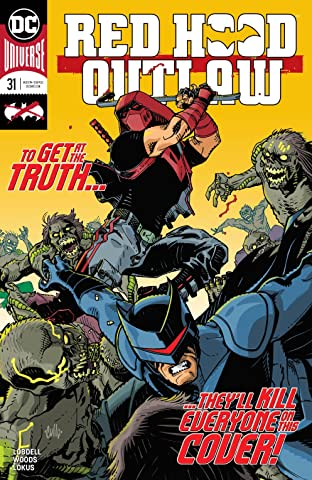 Red Hood: Outlaw (2016-) #31