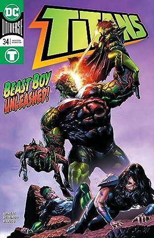 Titans (2016-) #34