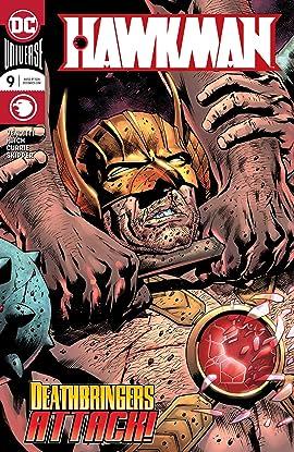 Hawkman (2018-) #9