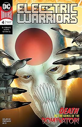 Electric Warriors (2018-) #4