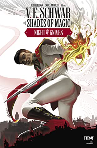 Shades of Magic: The Steel Prince No.2.1: Night of Knives