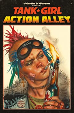 Tank Girl Action Alley Tome 1