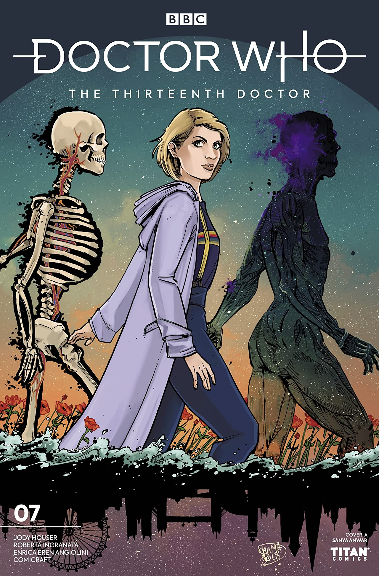 Doctor Who: The Thirteenth Doctor No.7