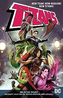 Titans (2016-) Vol. 5: The Spark