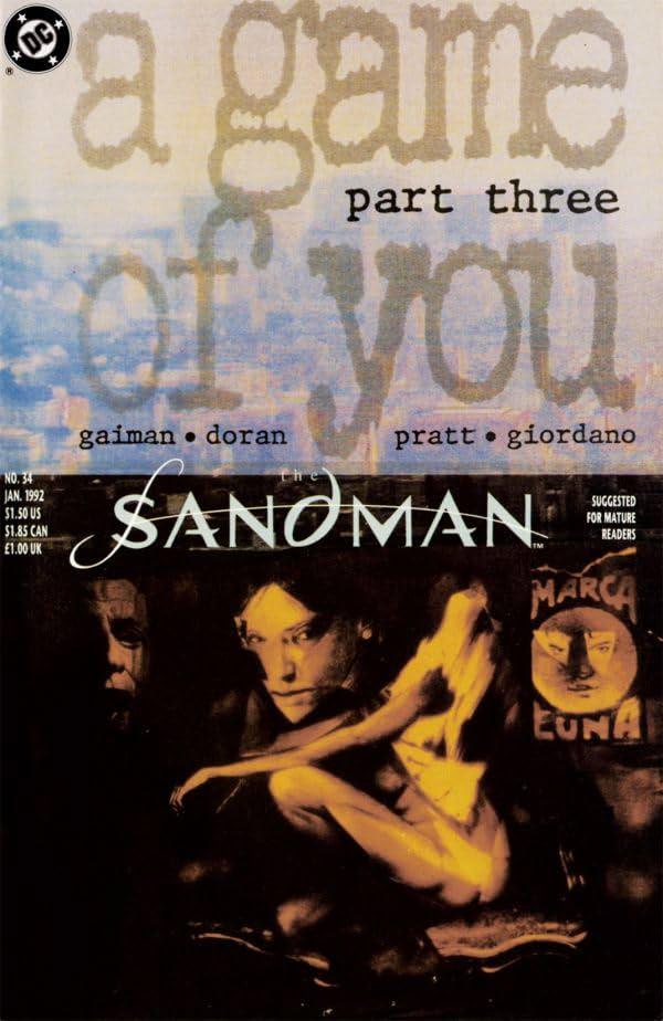 The Sandman #34