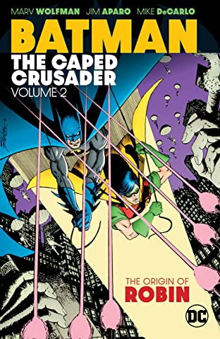 Batman: The Caped Crusader Vol. 2