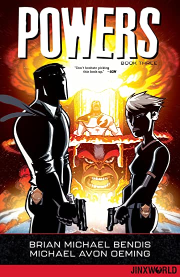 Powers Book Three