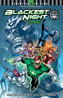Blackest Night Saga (DC Essential Edition)