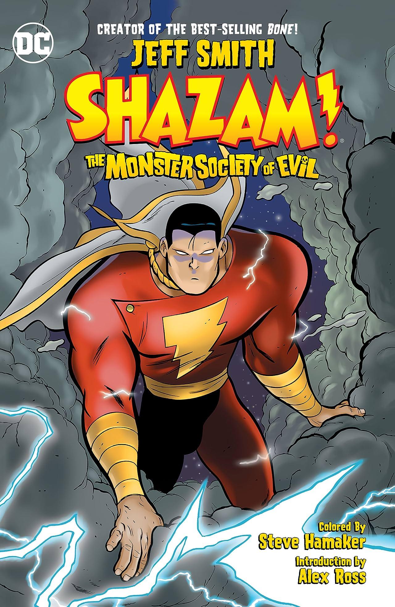 Shazam!: The Monster Society of Evil: New Edition