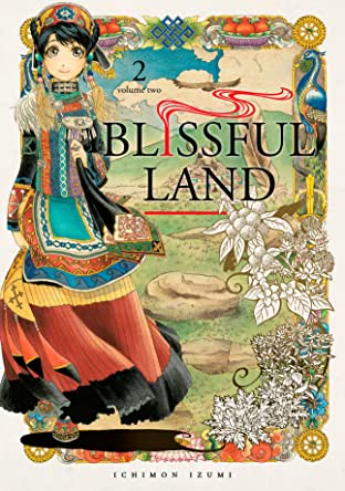 Blissful Land Tome 2