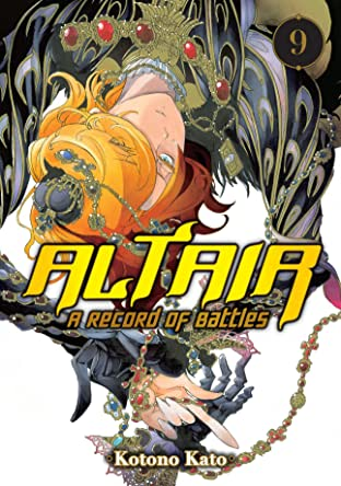 Altair: A Record of Battles Vol. 9