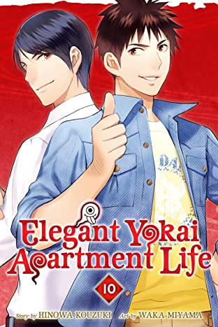 Elegant Yokai Apartment Life Vol. 10