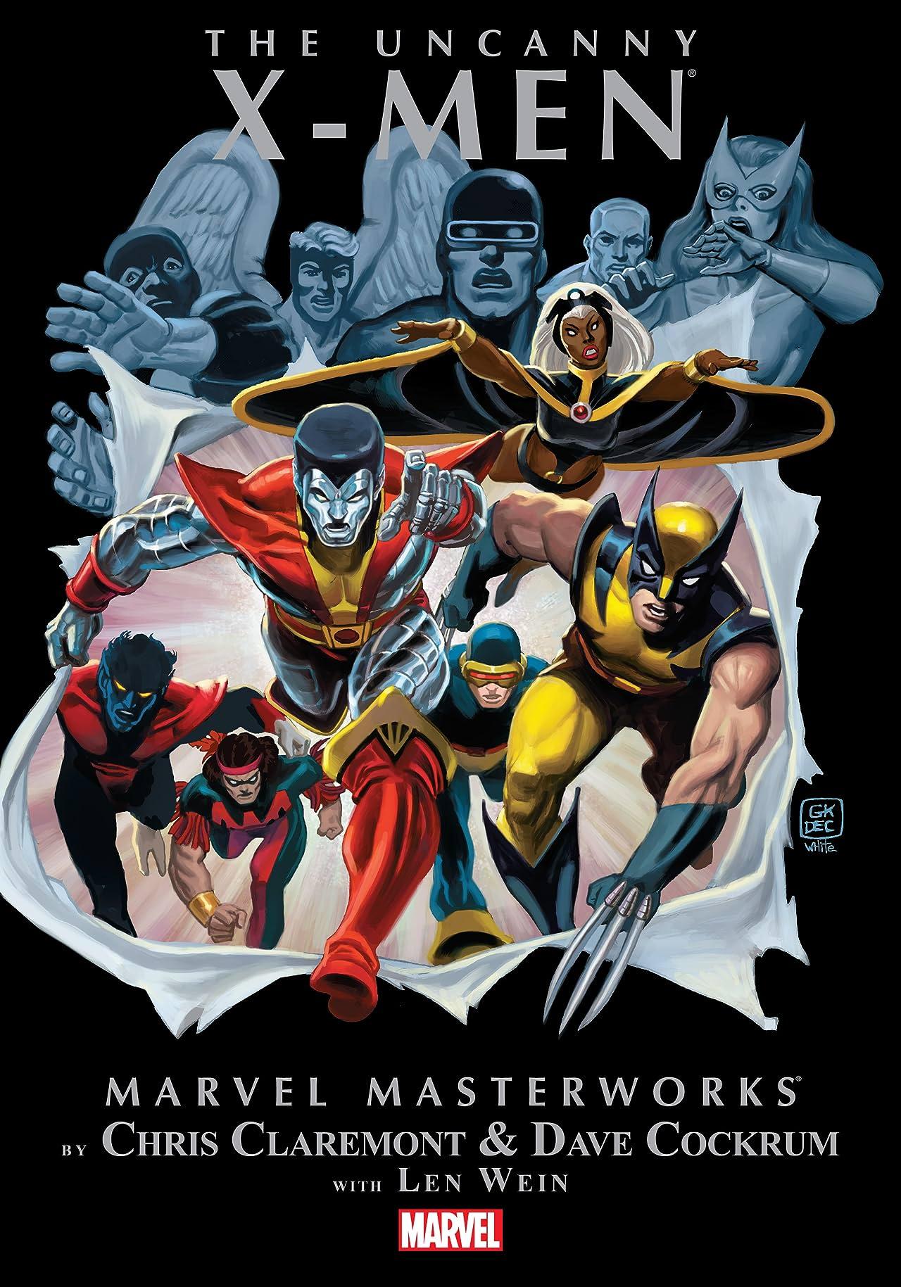 Uncanny X-Men Masterworks Tome 1