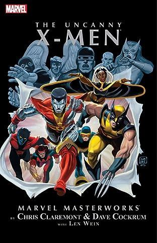 Uncanny X-Men Masterworks Vol. 1