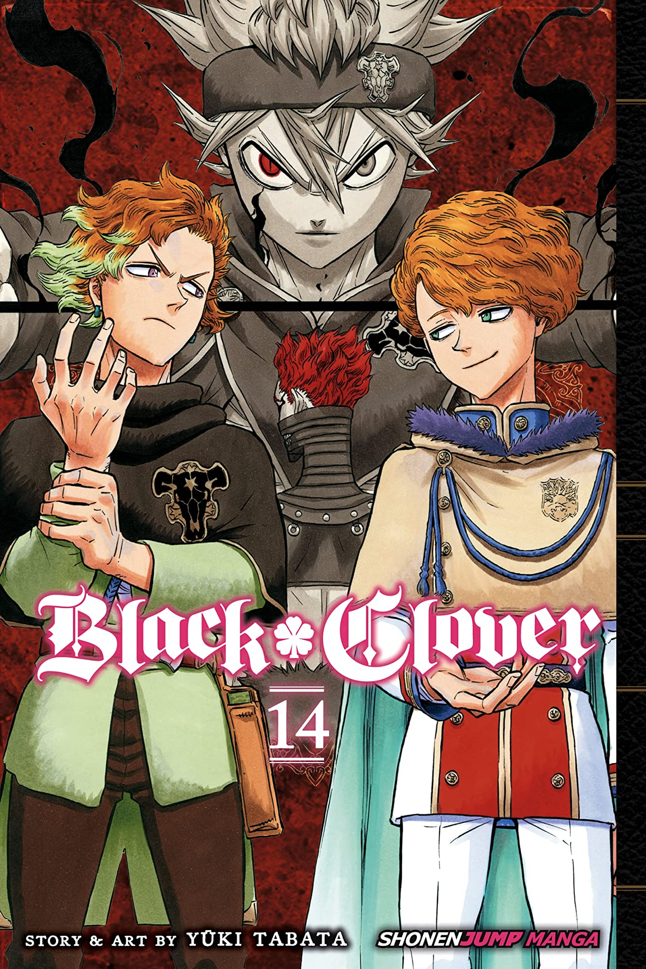 Black Clover Tome 14