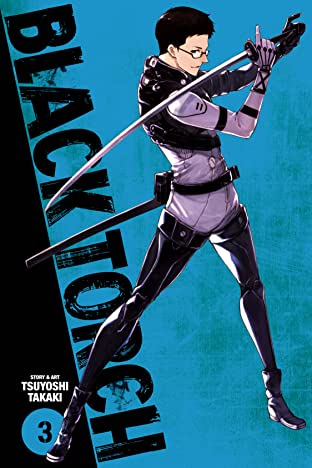 Black Torch Tome 3