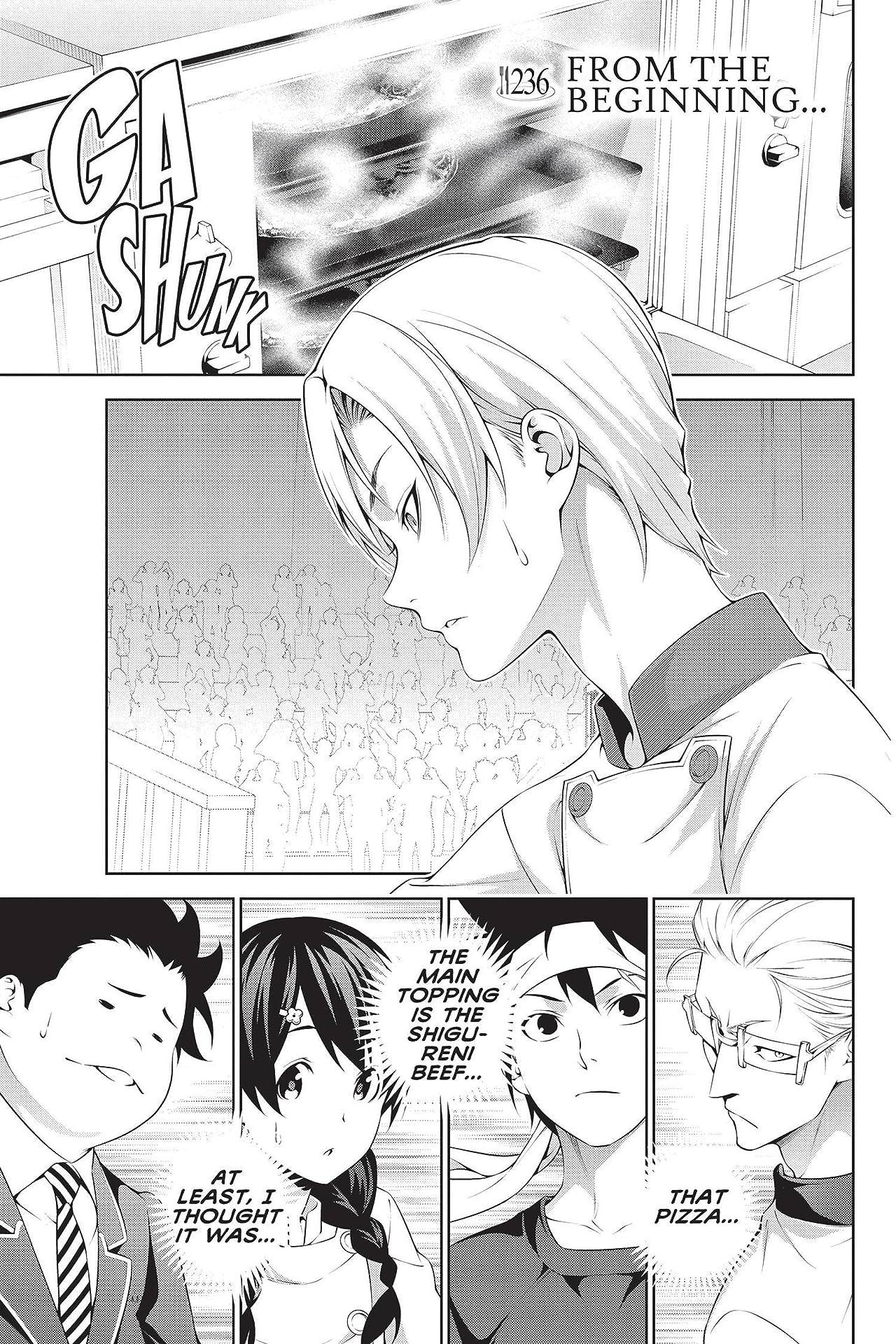 Food Wars!: Shokugeki no Soma Vol. 28