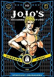 JoJo's Bizarre Adventure: Part 3--Stardust Crusaders Vol. 10