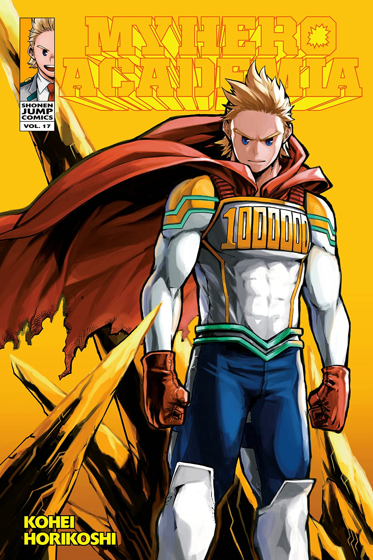 My Hero Academia Vol. 17