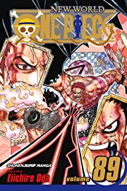 One Piece Vol. 89