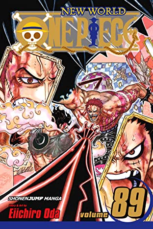 One Piece Vol. 89