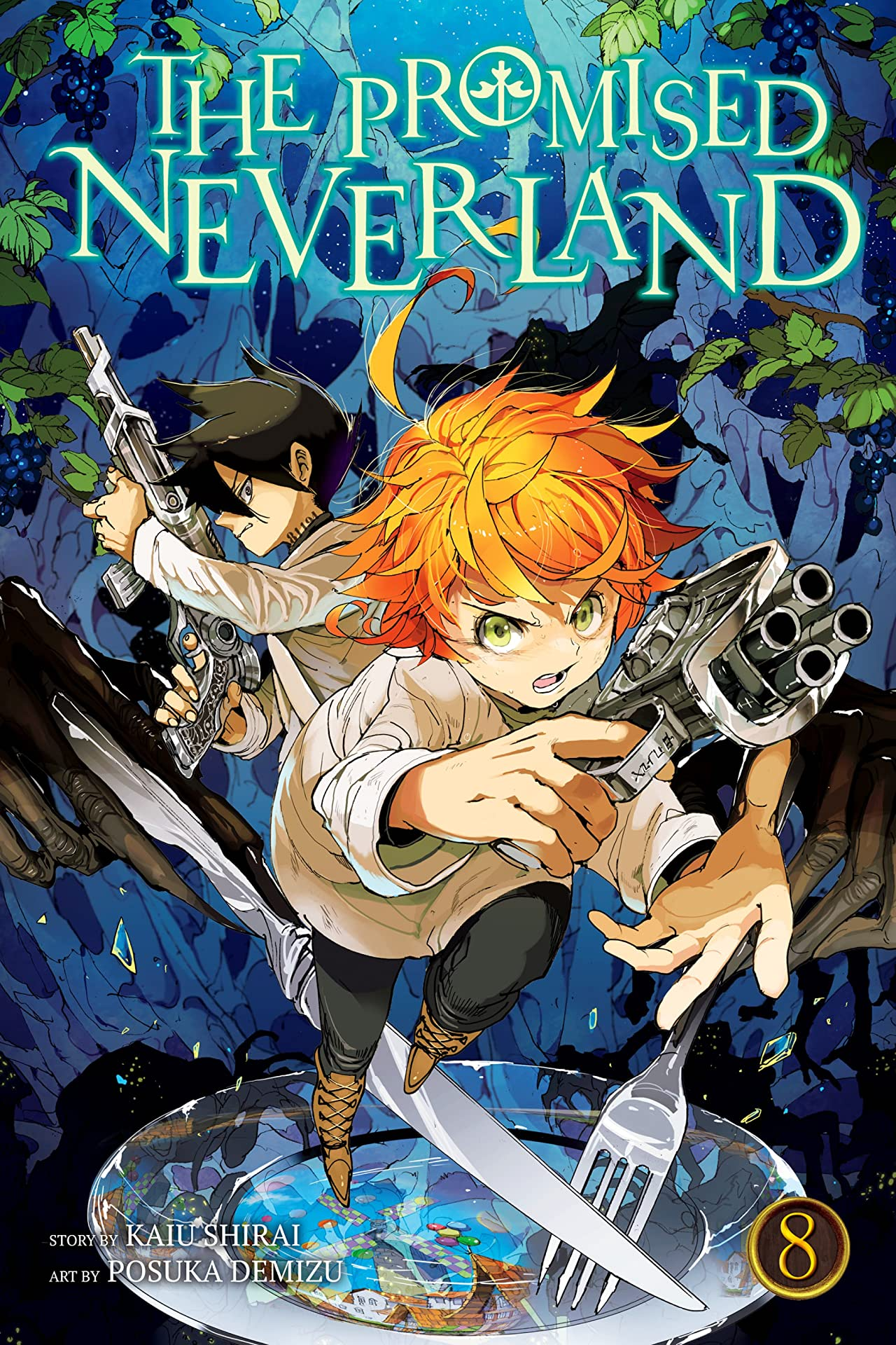 The Promised Neverland Vol. 8