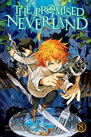 The Promised Neverland Tome 8