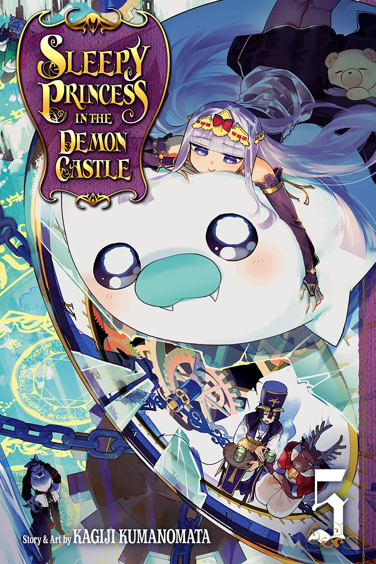 Sleepy Princess in the Demon Castle Vol. 5