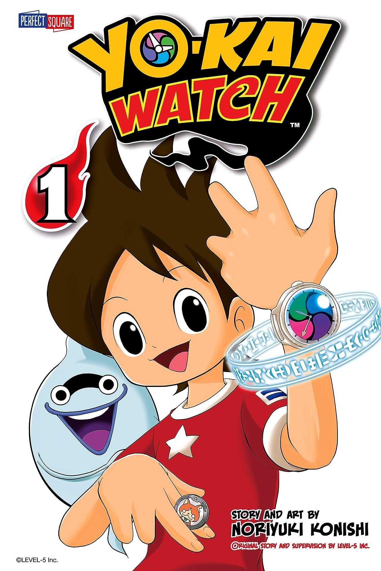 YO-KAI WATCH Vol. 1