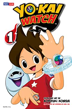 YO-KAI WATCH Tome 1