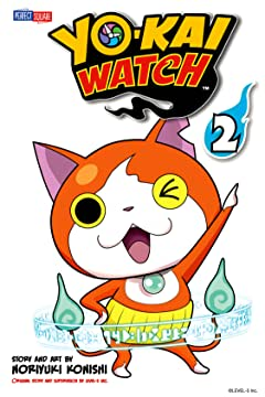 YO-KAI WATCH Vol. 2