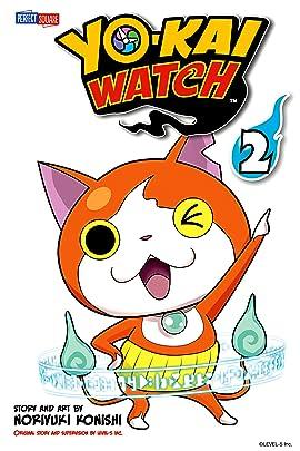 Yo-Kai Watch Vol. 2