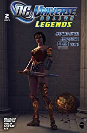 DC Universe Online Legends #2