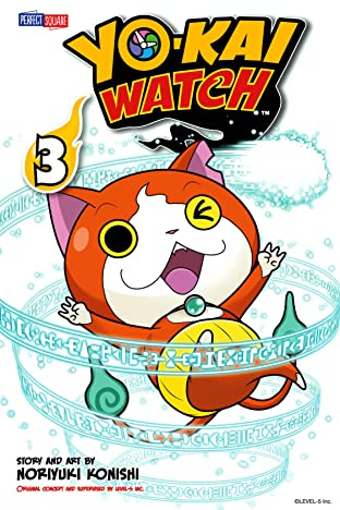 Yo-Kai Watch Vol. 3