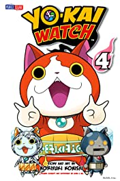 Yo-Kai Watch Tome 4