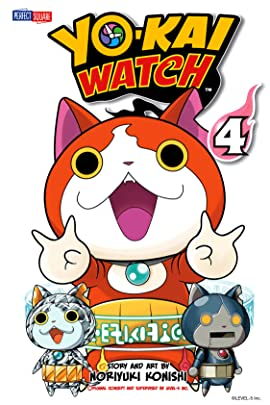 Yo-Kai Watch Vol. 4