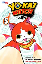 Yo-Kai Watch Tome 5