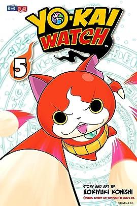Yo-Kai Watch Vol. 5